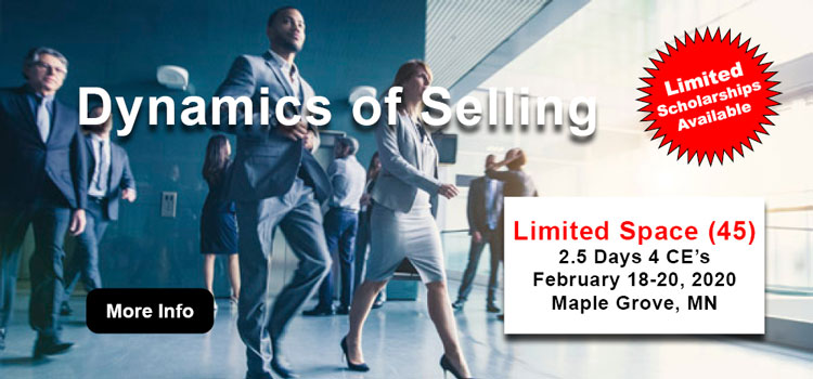 Dynamics of Selling